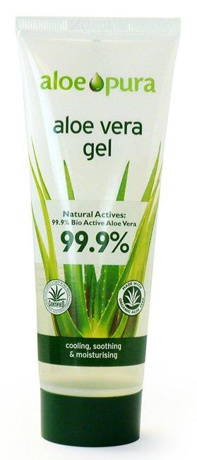 Aloe Pura Organic Aloe Vera Gel - 100ml