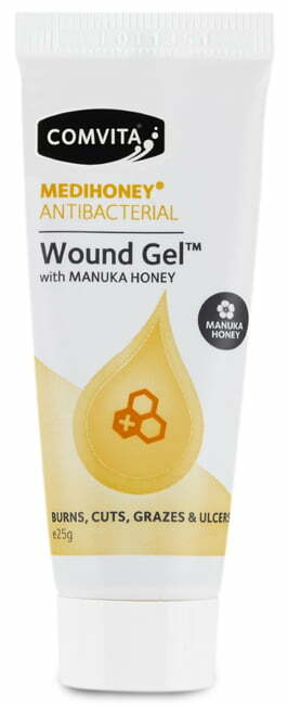 Medihoney Antibacterial Manuka Honey Wound Gel - 25g