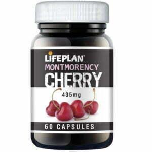 Lifeplan Montmorency Cherry 435mg - 60 tablets
