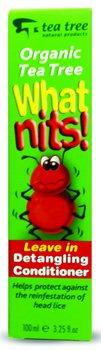 Nature's Response Organic Tea Tree What Nits! Conditioner - 100ml