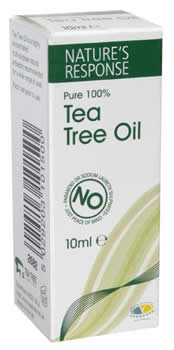 Nature's Response Tea Tree Oil -10ml