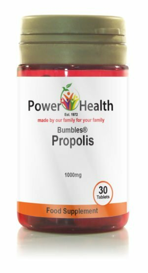 Power Health Propolis Tablets 1000mg 30 tablets