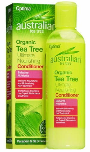 Optima Australian Tea Tree Hair Conditioner 250ml