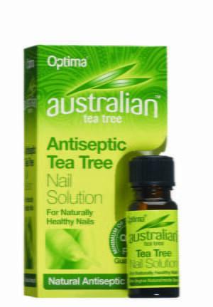 Optima Australian Tea Tree Nail Solution - 10ml