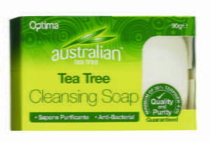Optima Australian Tea Tree Soap