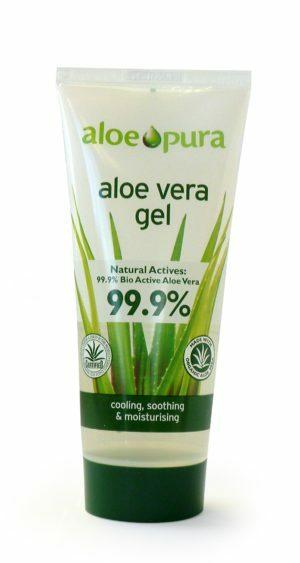 Aloe Pura Organic Aloe Vera Gel 200ml