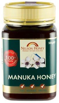 Nelson Manuka Honey - MG 200+ 500g