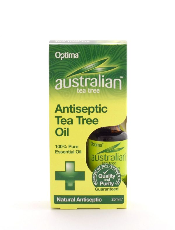 Optima Australian Tea Tree Oil - 25ml