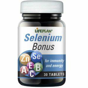 Lifeplan Selenium Bonus - 30 Tablets