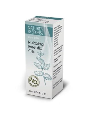 Nature's Response Tea Tree Relaxing Essential Oil - 10ml