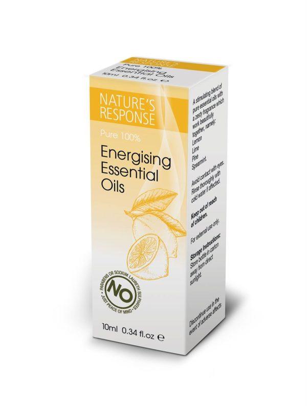Nature's Response Tea Tree Energising Essential Oil - 10ml