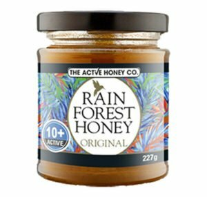Active Rainforest Honey Active 10+