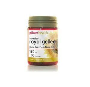 Power Health Bumbles Royal Gellee 150mg - 30 Capsules