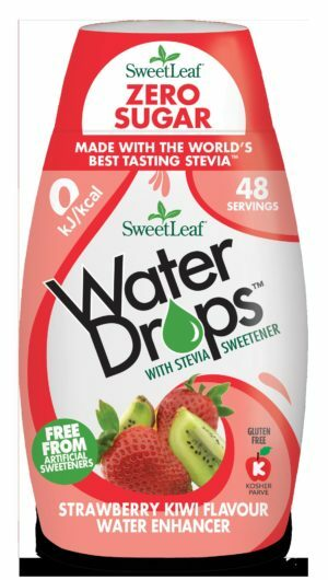 Sweetleaf Water Drops Strawberry & Kiwi 48ml