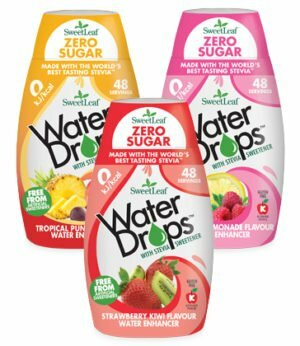Sweetleaf Water Drops 48ML Mixed Pack 3 - S&K,R&L,TP