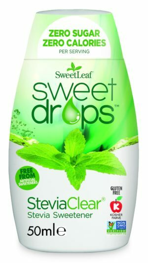 Sweetleaf Sweet Drops Clear 50ml