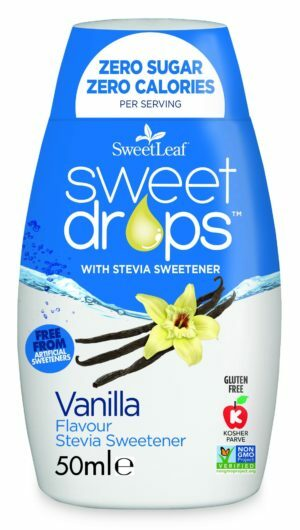 Sweetleaf Sweet Drops Vanilla 50ml