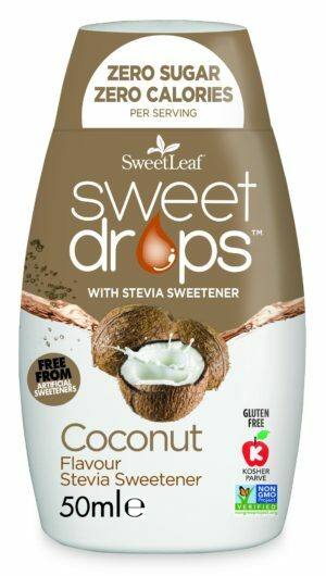 Sweetleaf Sweet Drops Coconut 50ml