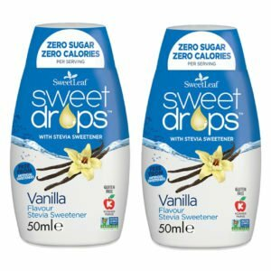 Sweetleaf Sweet Drops Vanilla 50ml TWIN PACK