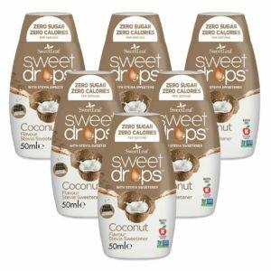 Sweetleaf Sweet Drops Coconut 50ml SIX PACK