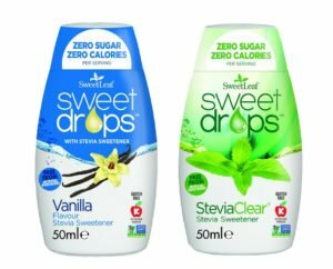 Sweetleaf Sweet Drops Vanilla & Clear 48ml MIXED TWIN