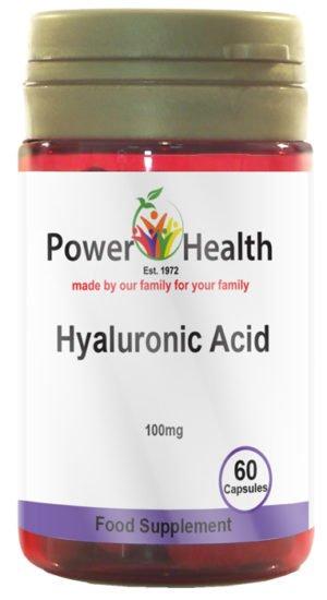 Power Health Hyaluronic Acid 100mg