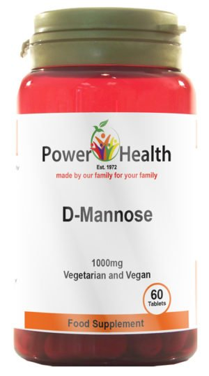 Power Health D-Mannose 1000mg
