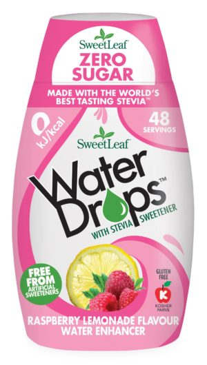 Sweetleaf Water Drops Raspberry Lemonade 48ml