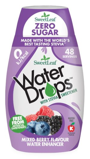 Sweetleaf Water Drops Mixed Berry 48ml