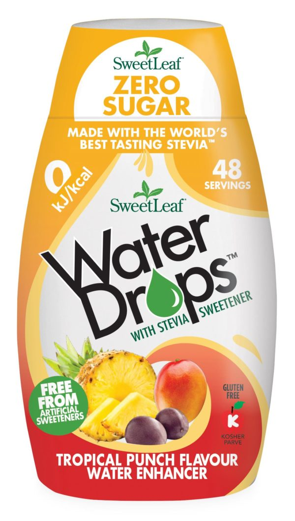 Sweetleaf Water Drops Tropical Punch 48ml