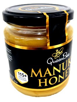QueenBee Manuka Honey MG115 340g