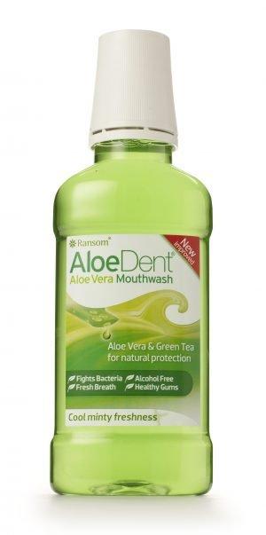 Aloedent Aloe Vera Mouthwash - 250ml
