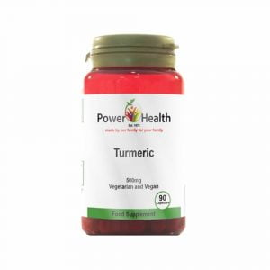 Power Health Turmeric 500mg 90 caps