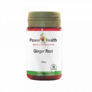 Power Health Ginger Root 280mg - 30 caps