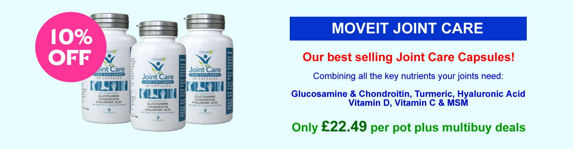 Moveit Joint Care, effective Joint care naturally :)